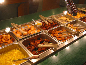China Buffet King Chinese