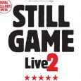 Jack & Victor are back! Probably Scotland's most popular comedy duo of recent times are set to return to the live stage with Still Game Live 2 at  the SSE Hydro arena in Glasgow.