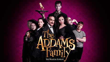 The Addams Family Glasgow