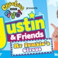 CBeebies Live! Mr Tumble's Circus will arrive in the Glasgow Hydro during Easter 2015, for a fun-filled family adventure!