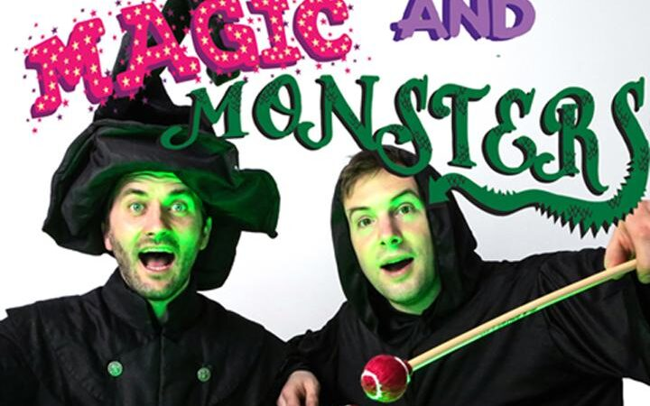 Children's Classic Concerts: Magic and Monsters