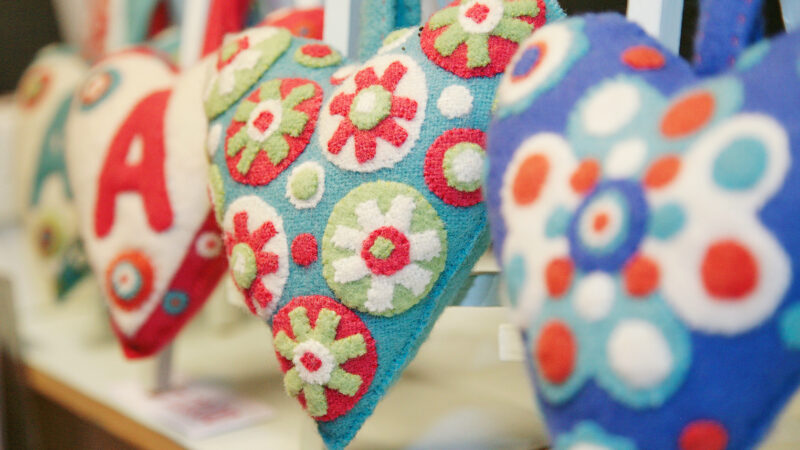 The Stitching, Sewing & Quilting and Hobbycrafts Show