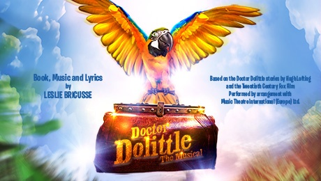 Doctor Dolittle the Musical Glasgow