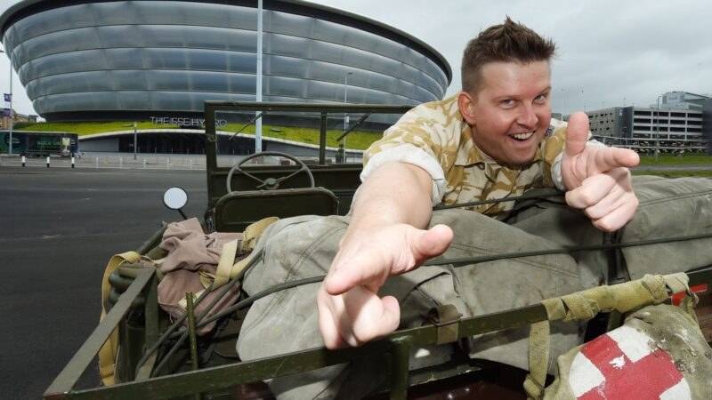 Gary: Tank Commander Mission Quite Impossible