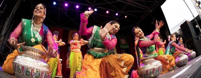 Celebrating the diverse cultures within Scotland, the Glasgow Mela is packed full of music, dance, arts, fun and entertainment.
