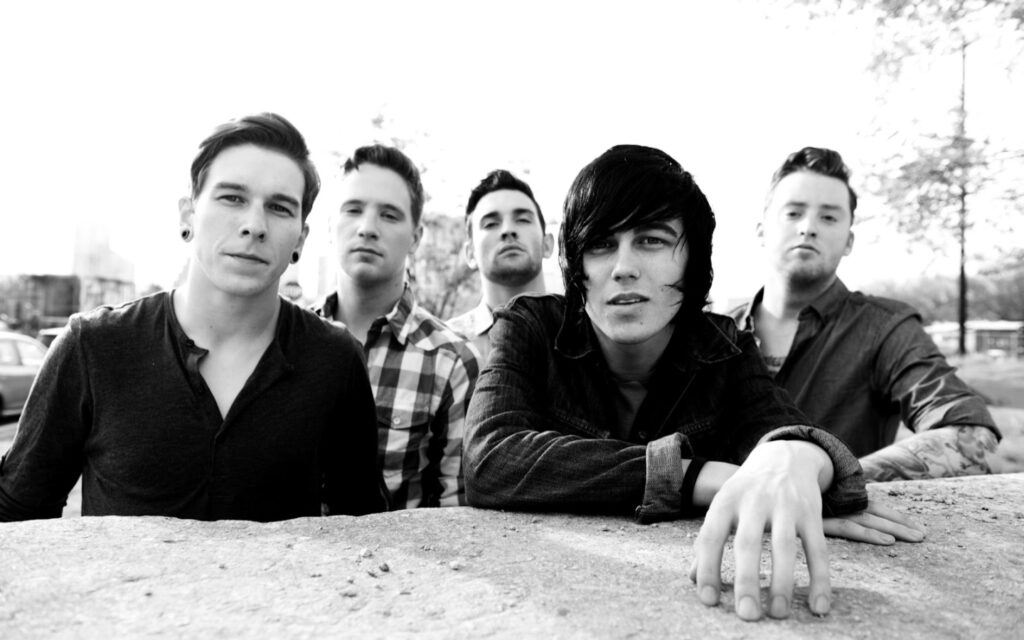 Sleeping with Sirens at the O2 Academy Glasgow