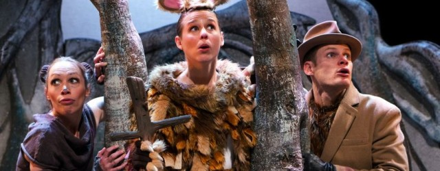 Tall Stories Theatre Company returns to Glasgow's King's Theatre with a magical, musical adaptation of Julia Donaldson and Axel Scheffler's award-winning book!