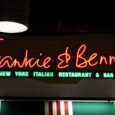 Frankie and Benny's is a New York Italian restaurant and bar.  Very family friendly, so great for the kids!