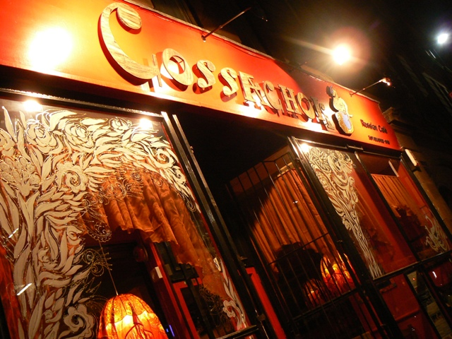 Cafe Cossachok is an authentic Russian restaurant in Glasgow's Merchant City. Serving up traditional delights like borsht and blinis, along with live Sunday night music, Cafe Cossachok is a great place to go with friends, or for a romantic meal.