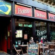 A new, lively Brazilian establishment in Glasgow's Merchant City with plenty of personality, dancing and live Latin bands.