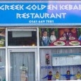 The Greek Golden Kebab is Glasgow's ultimate Greek dining experience.