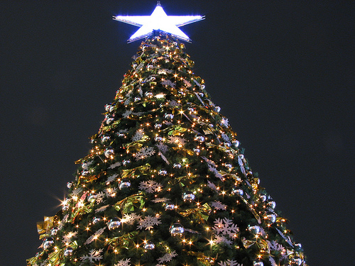 Christmas Lights Switch On Events near Glasgow