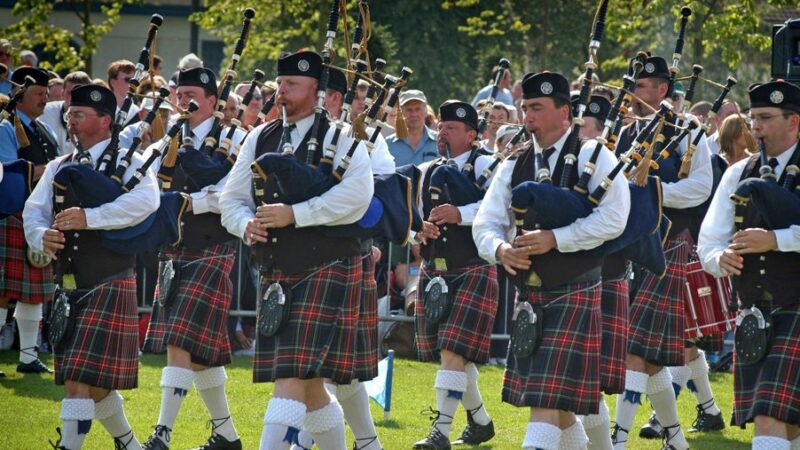 The World Pipe Band Championships