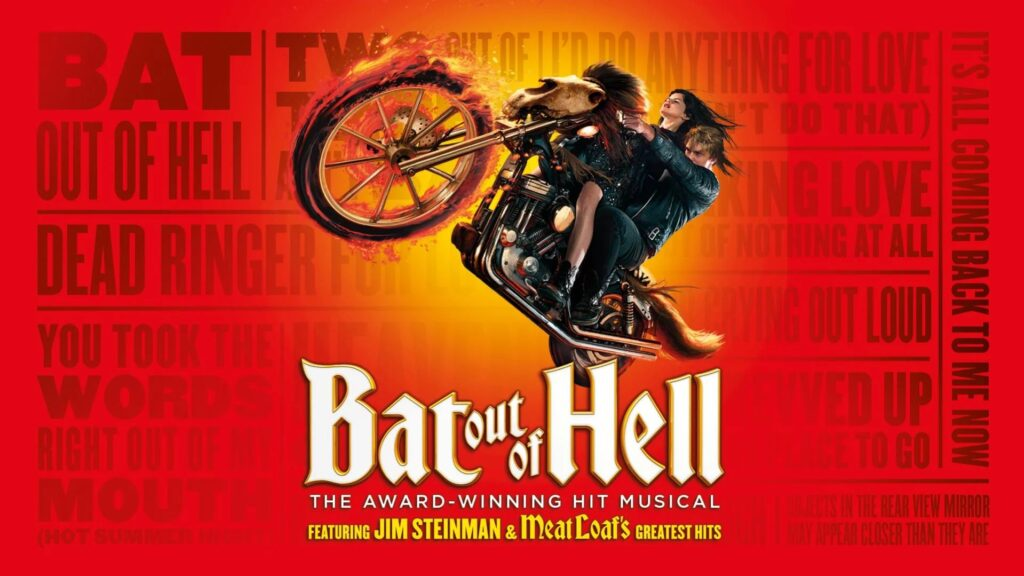 Bat Out Of Hell Glasgow