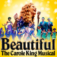 Beautiful, the musical based on the chart-topping music legend Carole King is coming to Glasgow's Kings Thteatre in May 2020.