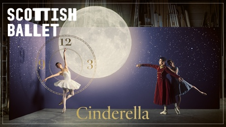 Scottish Ballet – Cinderella