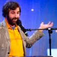 """David O'Doherty is bringing his brand new show """"We Are All in the Gutter, But Some of Us Are Looking at David O'Doherty"""" to Glasgow's Oran Mor in February 2016!"""