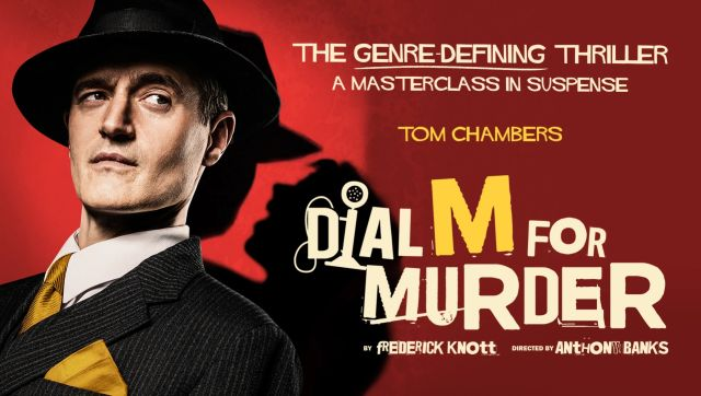 Dial M for Murder Glasgow