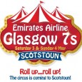 Enjoy a fantastic weekend of sevens rugby, music, entertainment and fun, all with a circus fancy dress theme when the Emirates Airline Glasgow 7s returns to Scotstoun Stadium in May 2014.