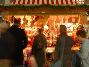 Glasgow Christmas Market 2010