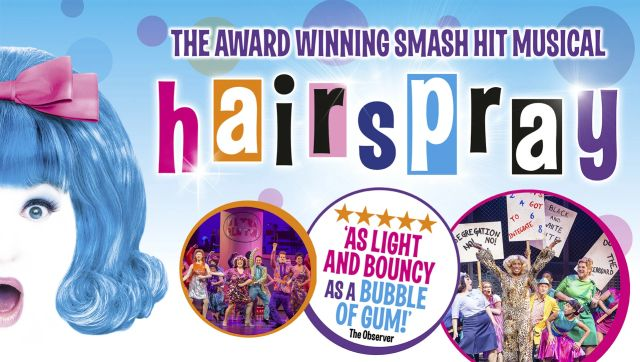 Hairspray The Musical Glasgow