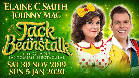 Jack and The Beanstalk Glasgow