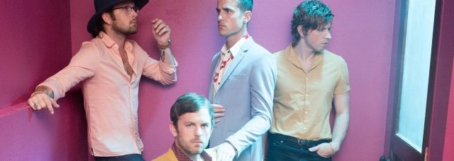 American rock act Kings of Leon are heading back to Glasgow! They will play one night only at the Glasgow Hydro arena on Friday 20th June 2014.