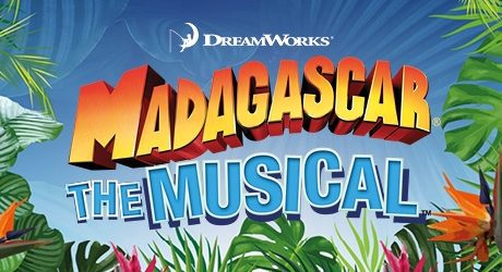 Madagascar The Musical will arrive at Glasgow's Kings Theatre Summer 2019 just in time for School holidays!