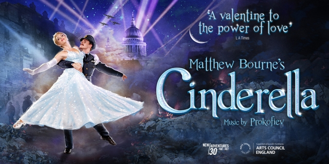 The Red Shoes Matthew Bourne New Adventures  June