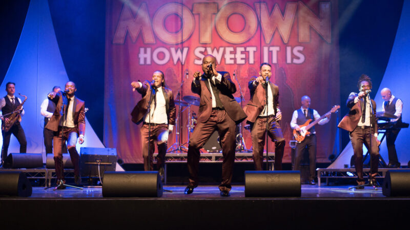 The Greatest Hits of Motown – How Sweet It Is