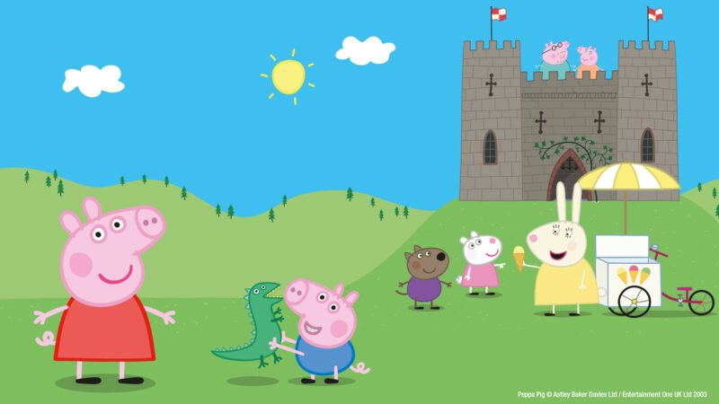 Peppa Pigs Best Day Ever