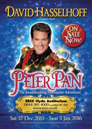 Peter Pan – Clyde Auditorium