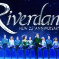 Riverdance - The New 25th Anniversary Show is on tour and will be arriving in Glasgow at the Kings Theatre in May 2020.
