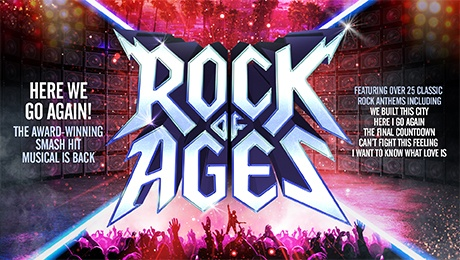 Rock Of Ages Glasgow