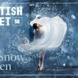 See the world premiere of Scottish Ballet's The Snow Queen at the Theatre Royal Glasgow, January 2020.