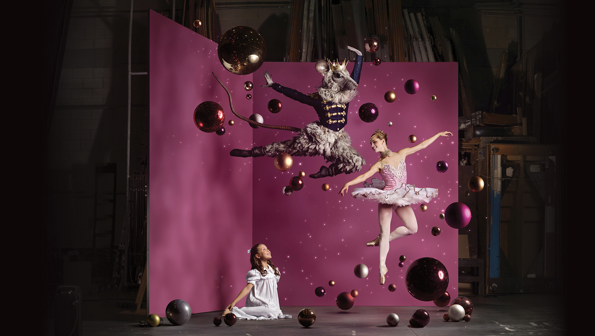 Scottish Ballet: The Nutcracker