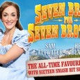 Seven Brides for Seven Brothers comes to the King's Theatre Glasgow starring Eastenders Sam Attwater and How Do You Solve A Problem Like Maria? runner up Helena Blackman.
