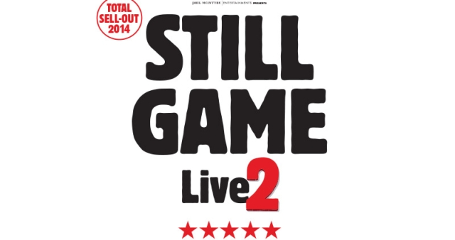 Still Game Live Glasgow
