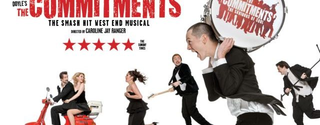 Roddy Doyle's The Commitments will play in Glasgow's Theatre Royal from the 7th to 26th December 2020!