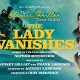 Husband and wife Juliet Mills and Maxwell Caulfield lead the star cast in The Lady Vanishes, see at the Theatre Royal Glasgow July 2019.