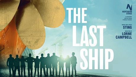 The Last Ship Glasgow
