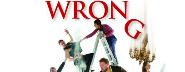 Winner of the best new comedy at the Olivier Awards 2015, The Play that Goes Wrong is coming to Glasgow's Theatre Royal in March 2017