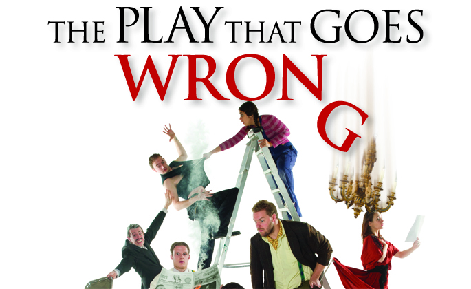 The Play That Goes Wrong Glasgow