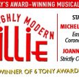 The hit comedy musical Thoroughly Modern Millie is coming to Glasgow Kings Theatre in February 2017 starring Eastenders Michelle Collins.