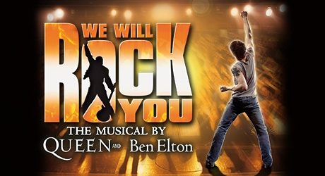 The worldwide smash hit musical by Queen and Ben Elton returns to Glasgow. Don't miss your chance to see at the Glasgow Theatre Royal December 2019.