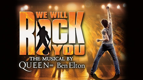 We Will Rock You Glasgow