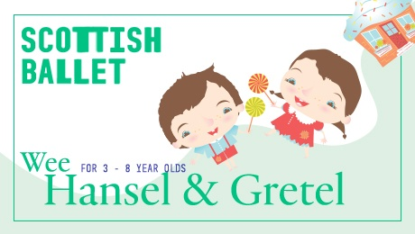 Wee Hansel and Gretel