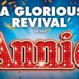 The world's favourite family musical, Annie, is coming back to the King's Theatre in Glasgow in April 2018.
