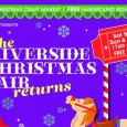 Get yourself along to the Glasgow Riverside Museum on the 5th & 6th of December for FREE fairground rides, indoor market, family activities and more.