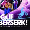 After four sold out seasons in London Cirque Berserk are heading back out on tour and are coming to Glasgow's King's Theatre this January!